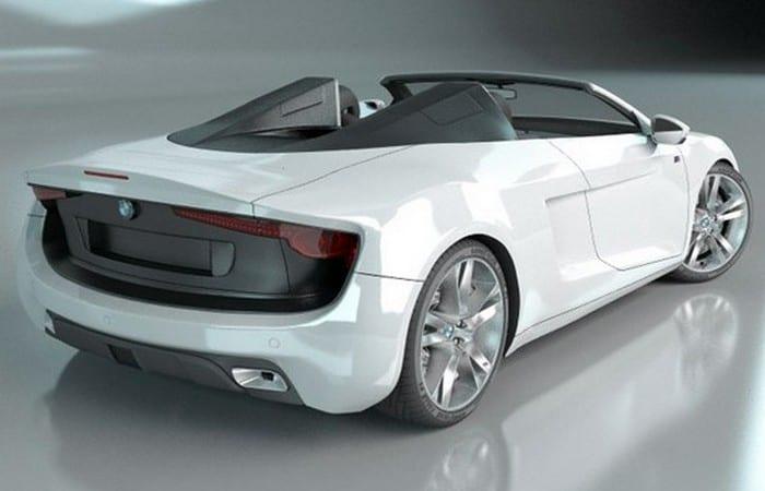 BMW X MPower Concept Car