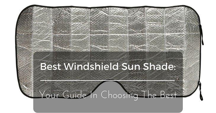 best-windshield-sun-shade