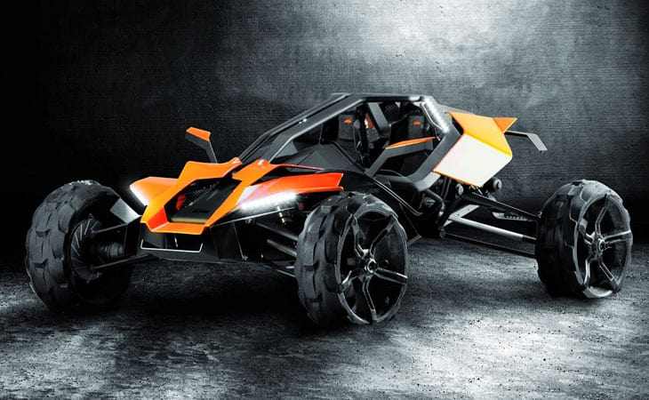 eXtremes Concept Car