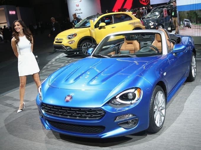 Detroit Automobile Show