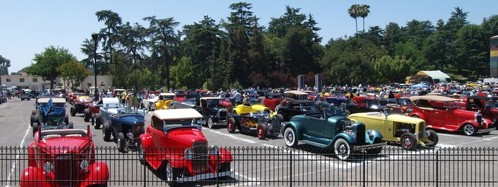 Goodies Car Show