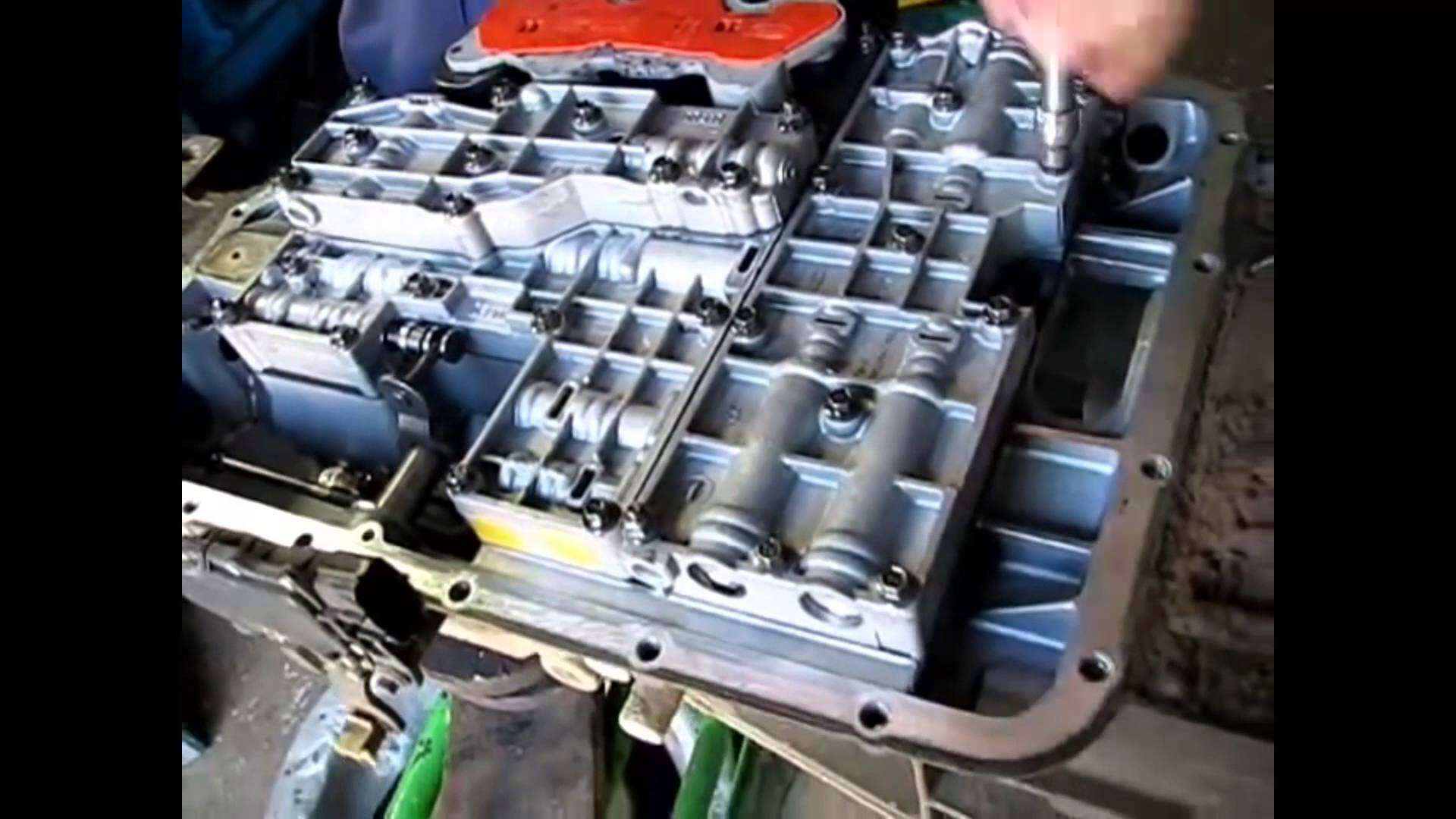 How To Fix The Ford 4r100 Transmission Problems E4od Mlps Wiring Diagram 5 Works Only In Reverse