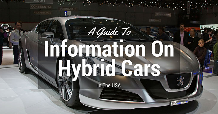 A Guide To Information On Hybrid Cars In