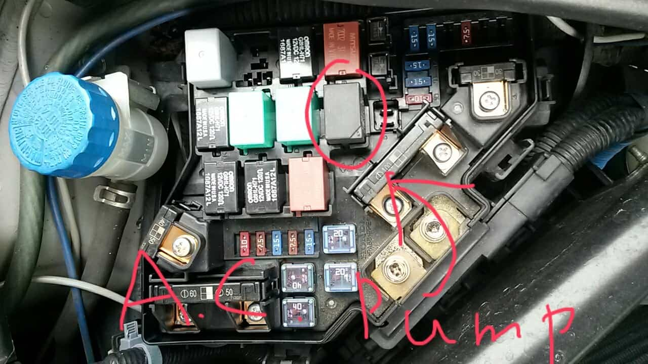 Wiring Problems Car Diagram And Ebooks 2008 Hyundai Sonata Fuse Box How To Deal With The Honda Civic Electrical Rh Drivinglife Net For Nissan
