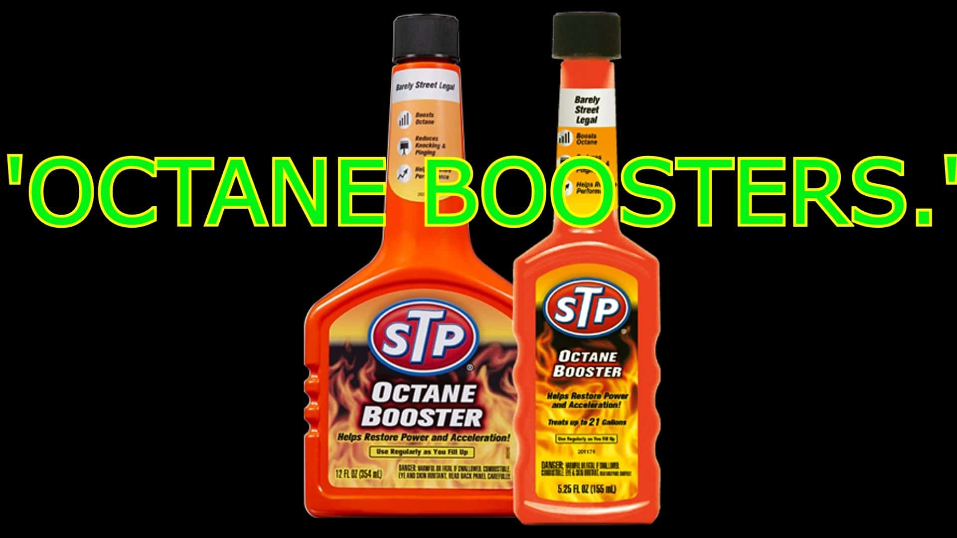 Octane Boost Work in Your Car
