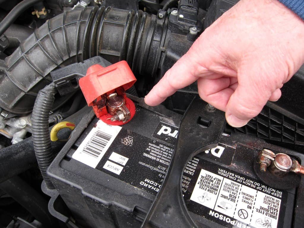 How To Make A Nissan Altima Battery Terminal Replacement?
