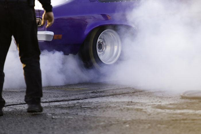 Does Your Car Smell Like Burning Rubber