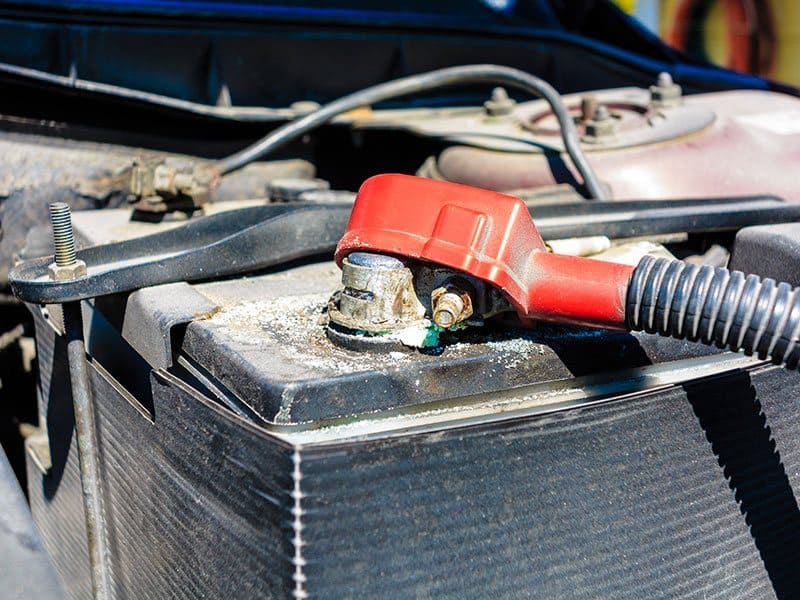 how to know when to change car battery