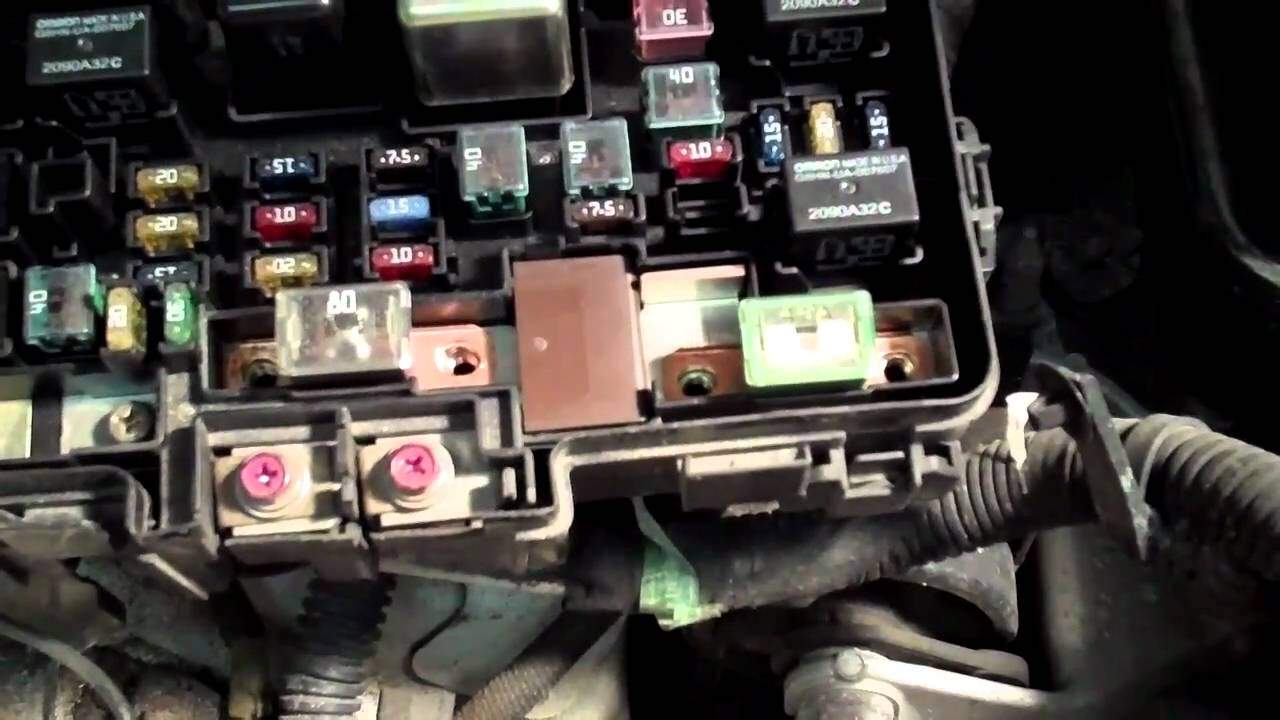 How To Solve The Honda Civic Electrical Problems 2012 Remote Start Wiring Diagram