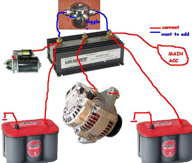 how to install a second battery for your car\u0027s audio system? (feb, 2019) Car Audio Capacitor car audio system battery