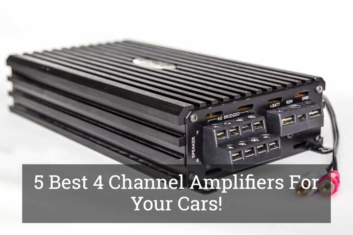 Best 4 Channel Amplifiers