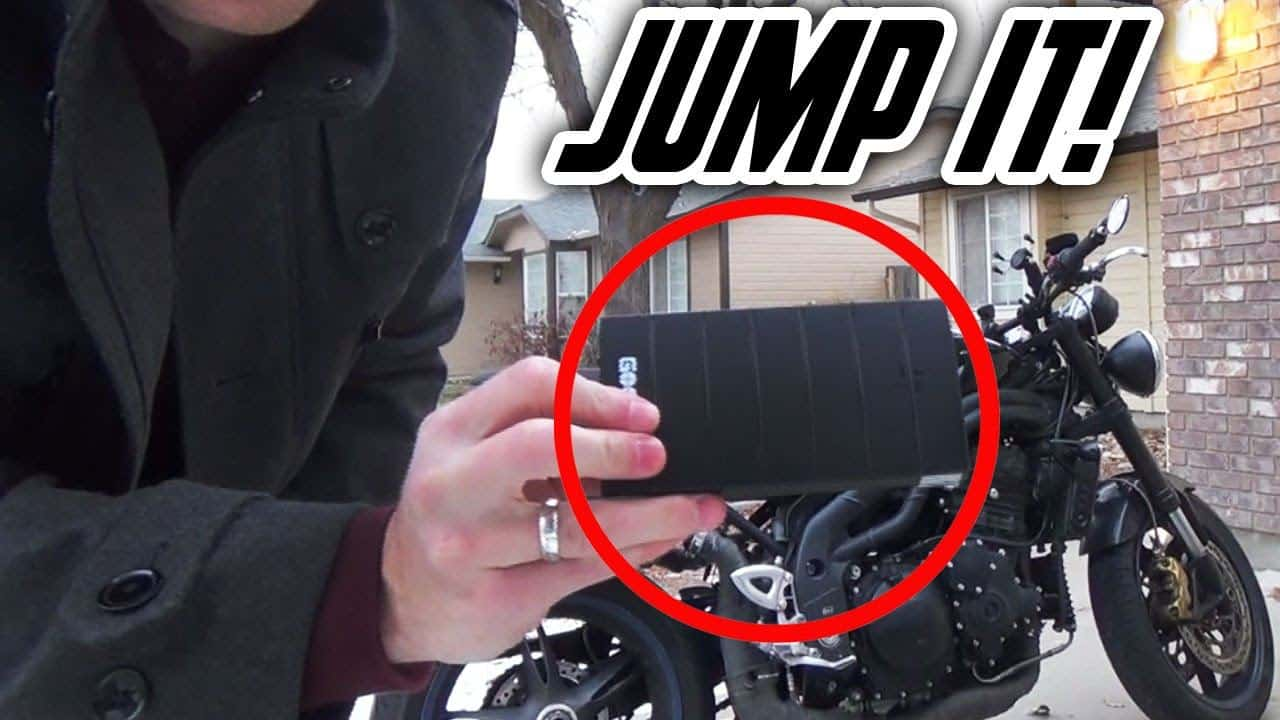 How To Jump Start A Motorcycle Like A Pro? Update 2017