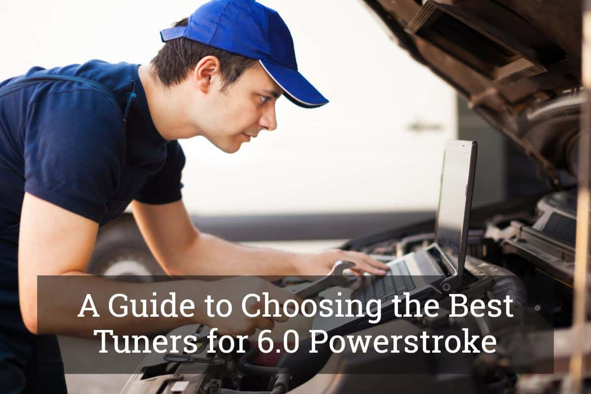 Best Tuners for 6 Powerstroke