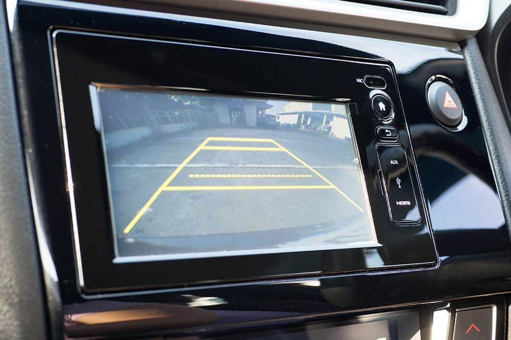 Self-parking Systems and Advanced Backup Cameras