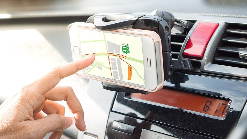 Smartphone Vehicle Management