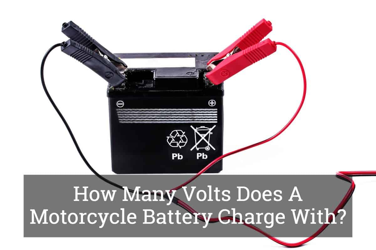How Many Volts Does A Motorcycle Battery Charge With? Update