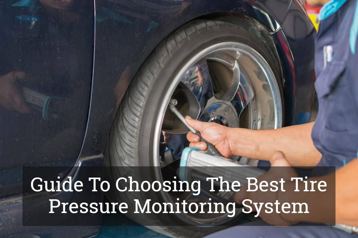 Best Tire Pressure Monitoring  System