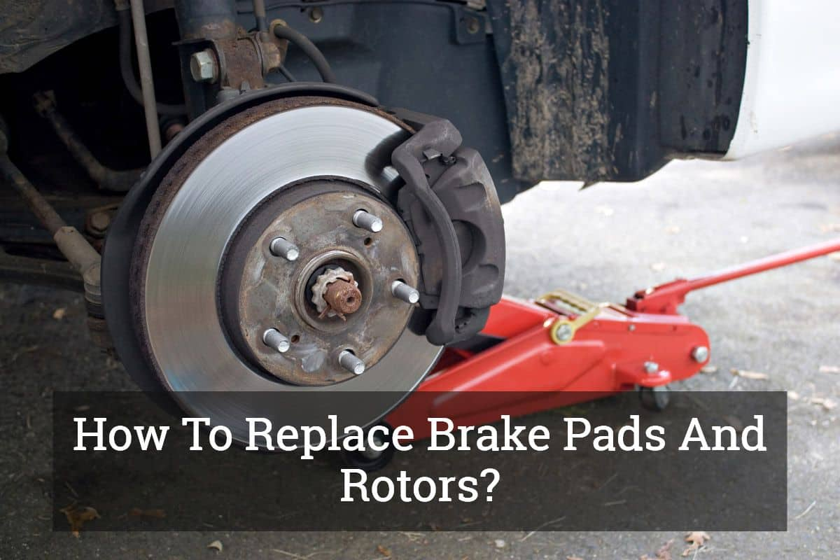 How to replace brake pads 78