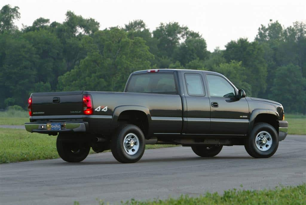What Are the Different Types Of 2004 Chevy Silverado Brake
