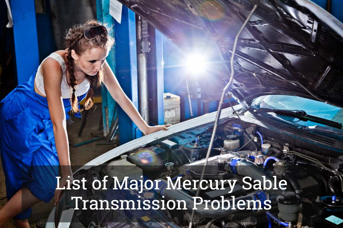 List Of Major Mercury Sable Transmission Problems on Ford Taurus Transmission Diagram