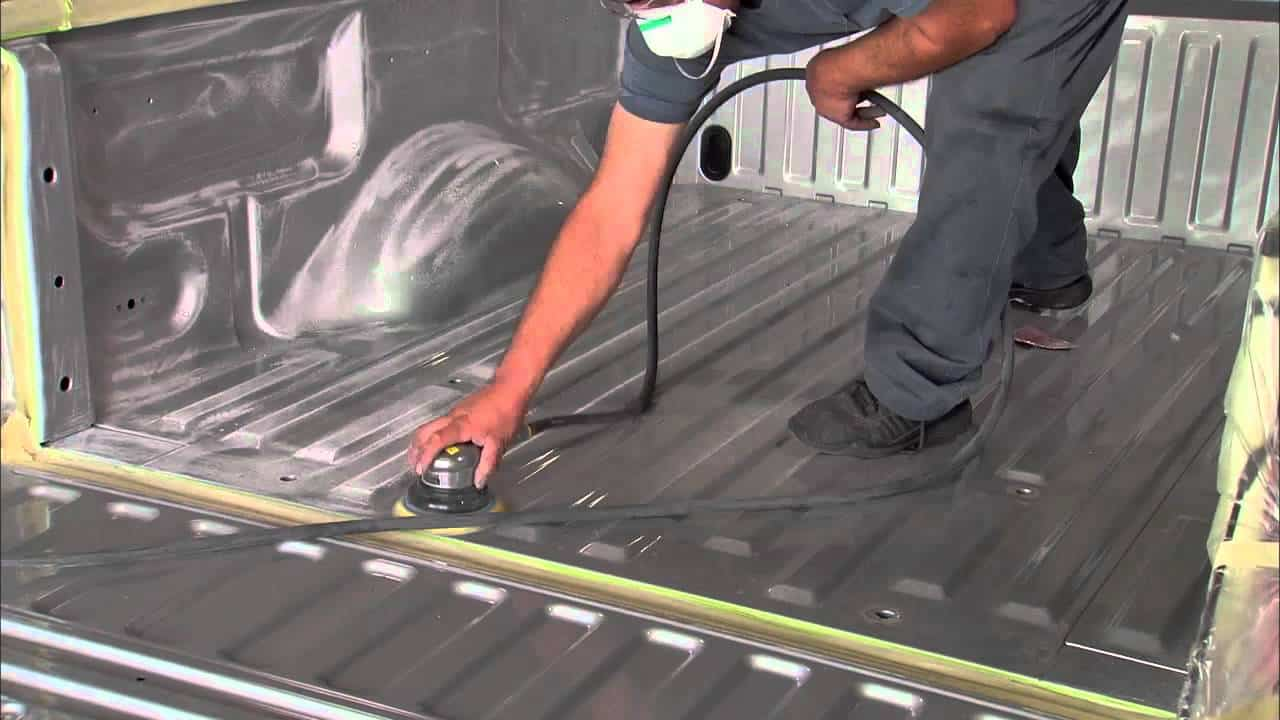 Spray On Bedliner >> How To Spray On Bedliner Like A Pro Update 2017