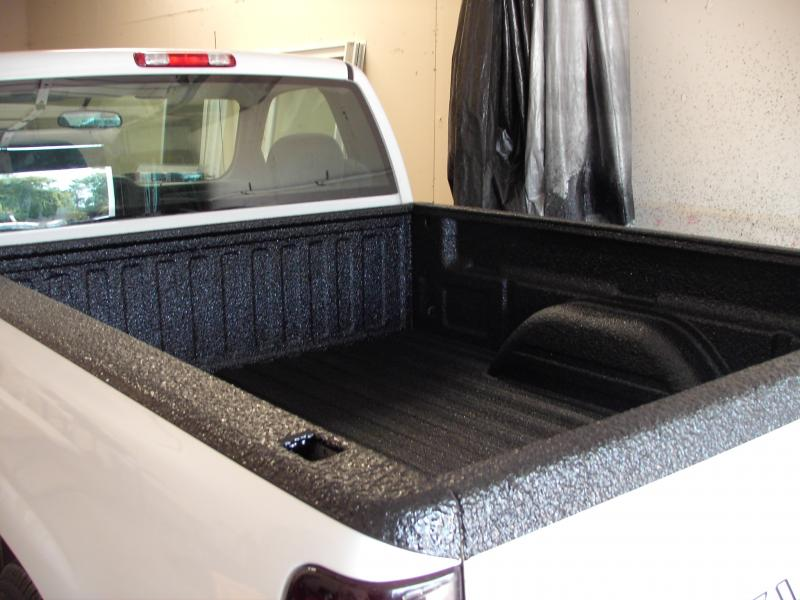 Spray Bed Liner >> How Good Is A Spray On Bed Liner For Your Car Update 2017