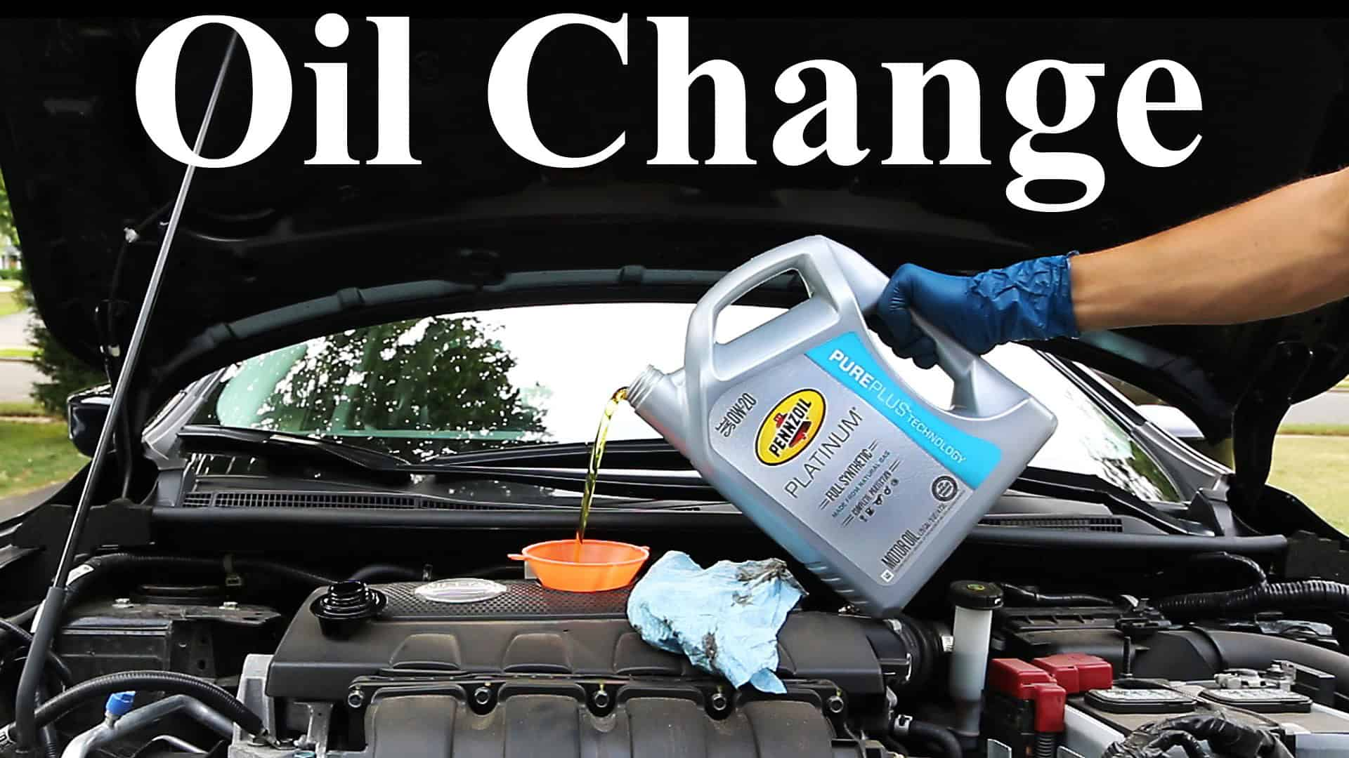 When to Consider an Oil Change