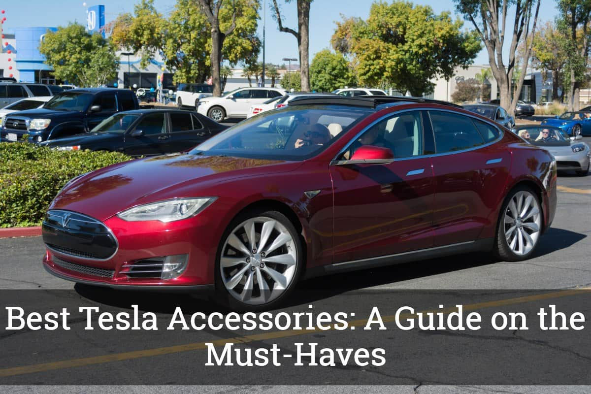 Best Tesla Accessories