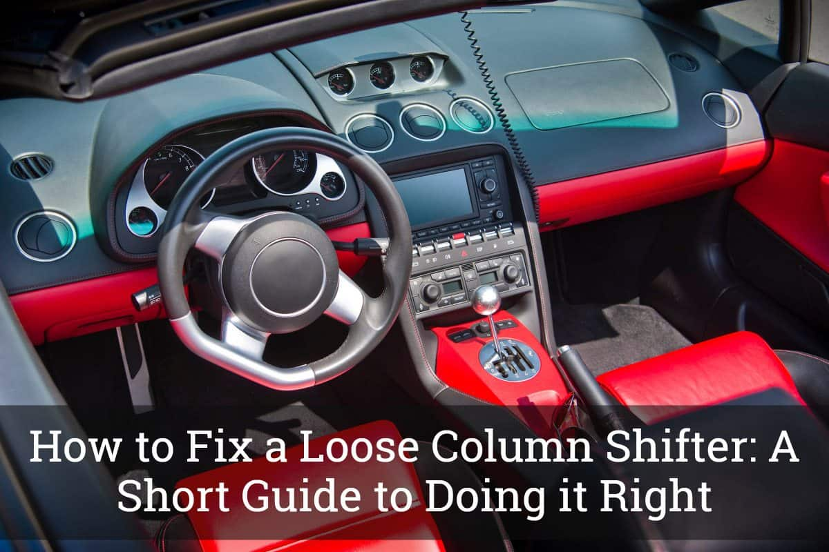 How to fix the column