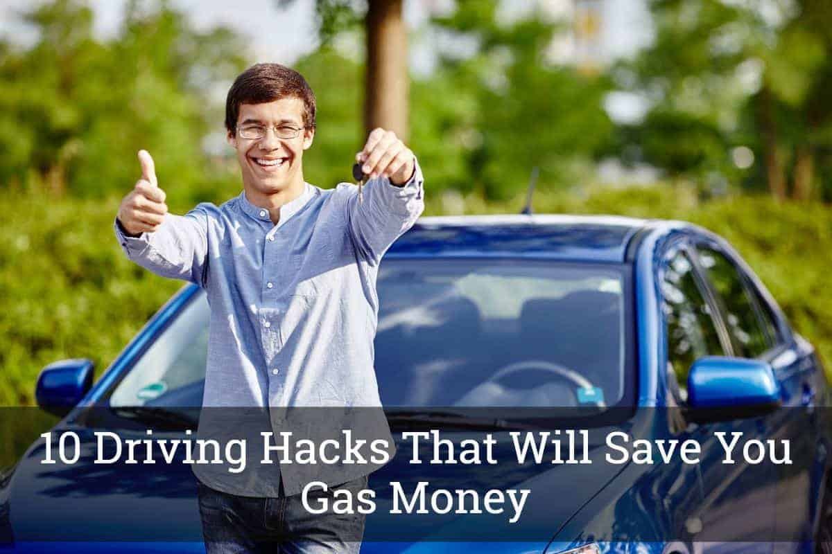 10 Driving Hacks That Will Save You Gas Money