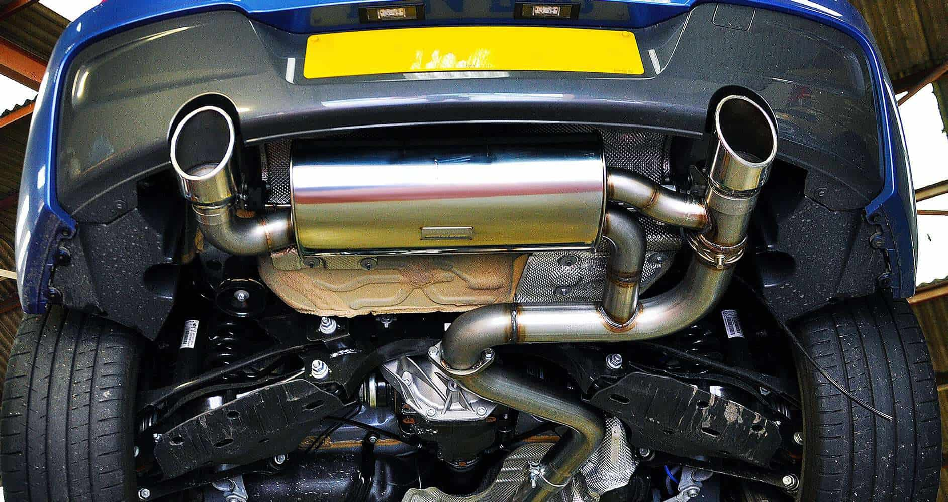 Improving your Exhaust System