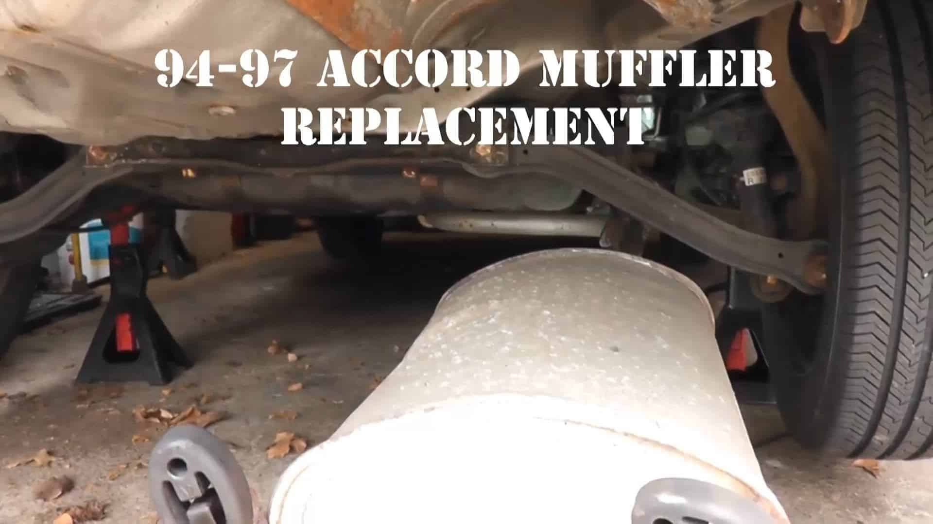 Muffler Replacement