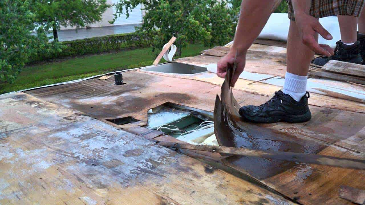 RV Roof Leak Repair: The Basics You Have to Know
