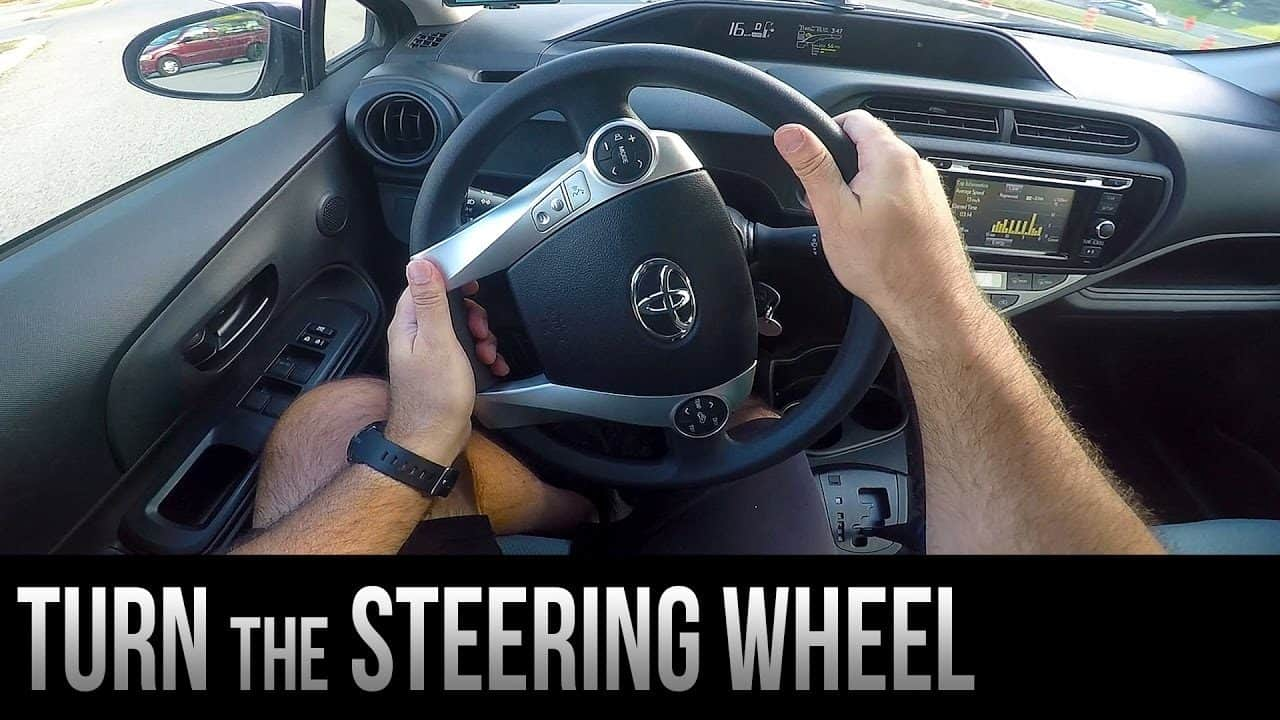 Turn the Steering Wheel