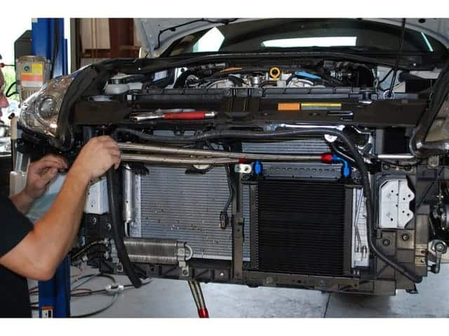 Engine Oil Cooler Works : A quick guide on how engine oil cooler works
