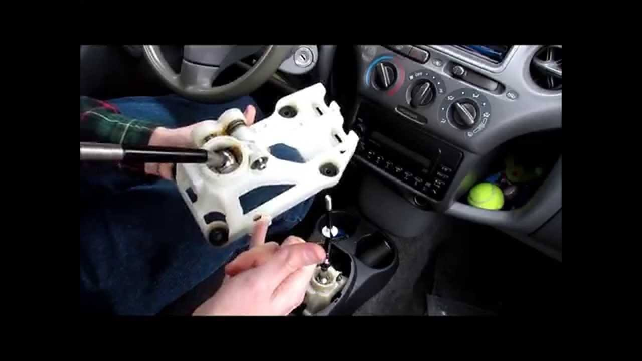 Install a Short Throw Shifter