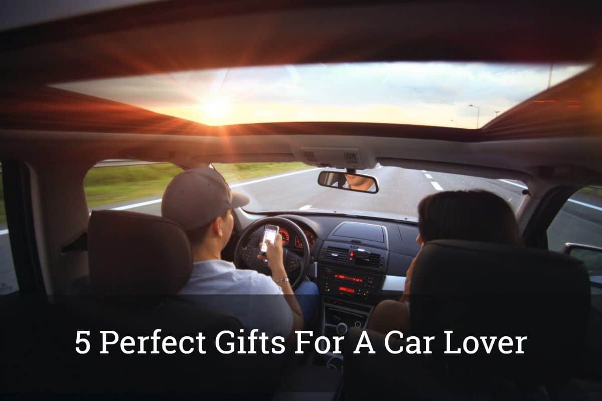 perfect gifts for a car lover