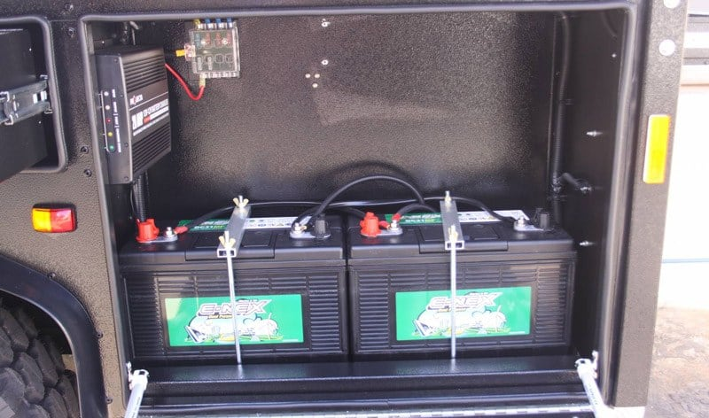 How do you store your RV battery the right way