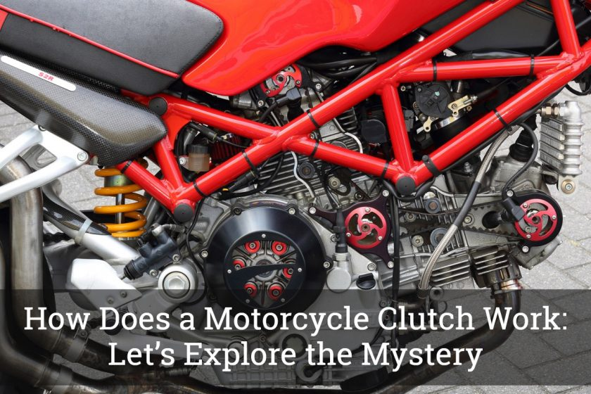 How Does a Motorcycle Clutch Work
