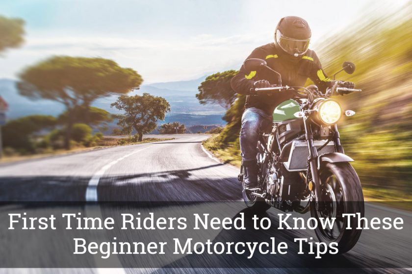 Beginner Motorcycle Tips