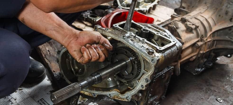 Proper Transmission Maintenance