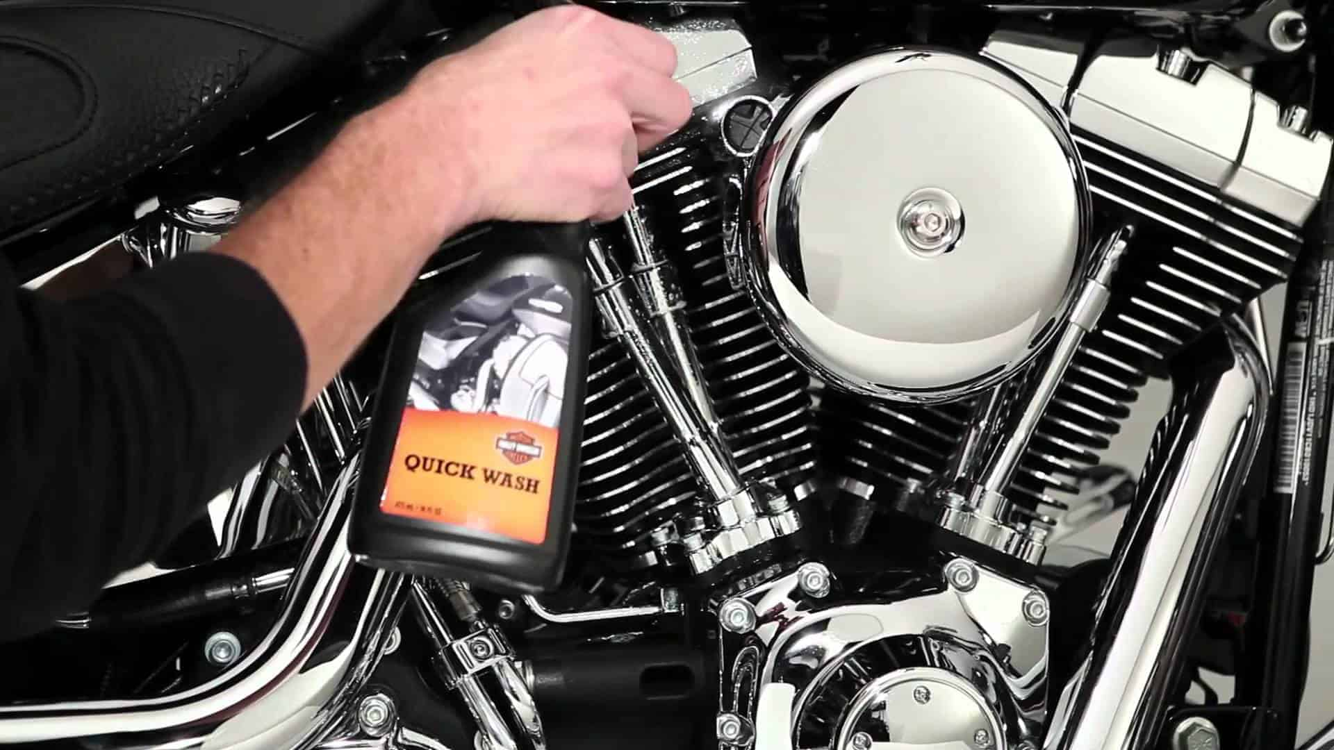 How to Wash a Harley: Bring your Bike Back to Showroom Quality