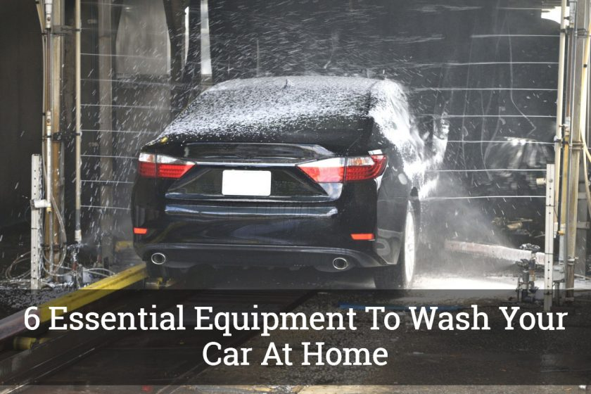 Wash Your Car At Home