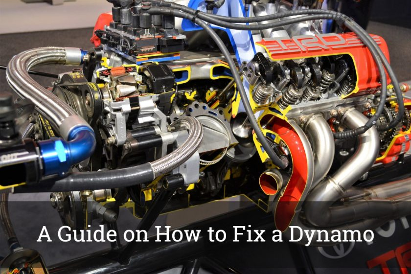 How to Fix a Dynamo