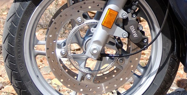 Use Antilock Brakes