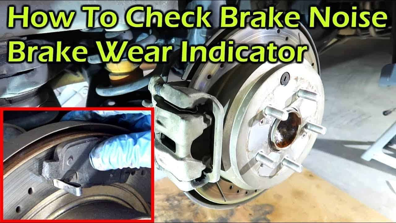 Bad Noise from Brake