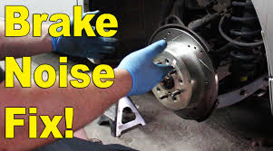 How to Fix Car Brake Noise