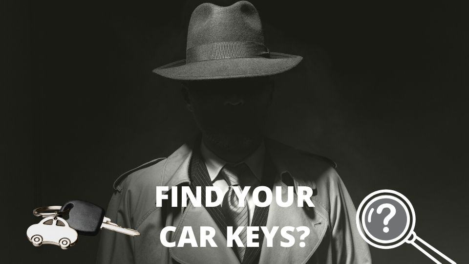 Find Your Lost Car Keys Driving Life